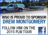 Drew Montgomery 2015 FLW tour