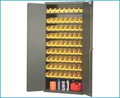 product-Sloped-Shelf-Pick-Rack-Flow-Cabinet