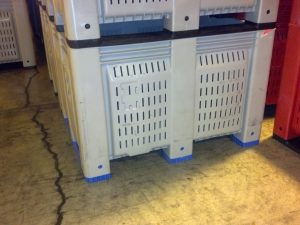 MACX Vented Secondary Quality Bin