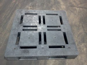 used 43 x 43 pallets