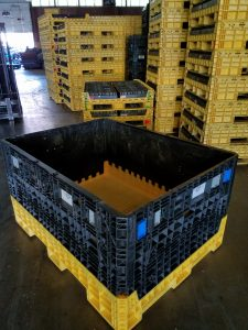 used 64 x 48 x 34 containers