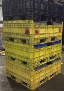 57x48x44 Refurbished Container